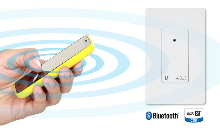 Russound BTA-2 Stream music wirelessly from your phone to your custom-installed Russound system