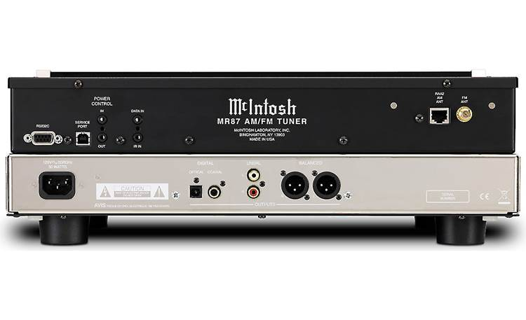 McIntosh MR87 Back