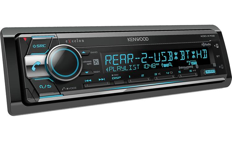 Kenwood Excelon KDC-X702 Other