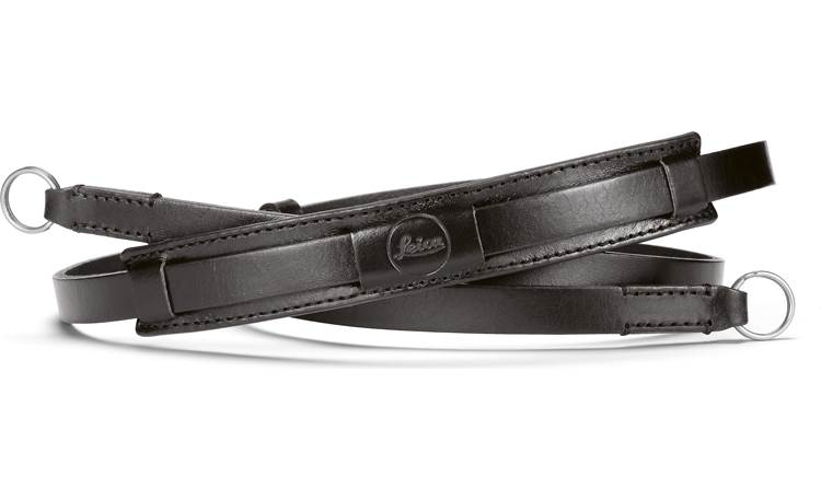 Leica Leather Strap Front