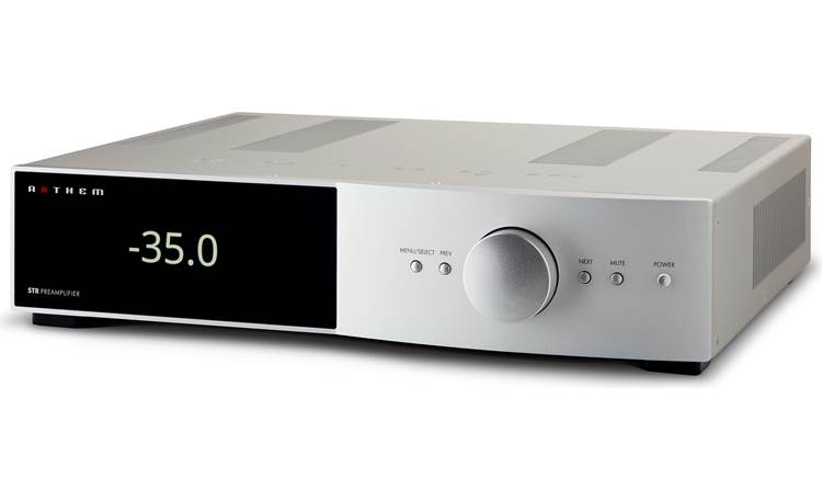 Anthem STR Preamplifier Front