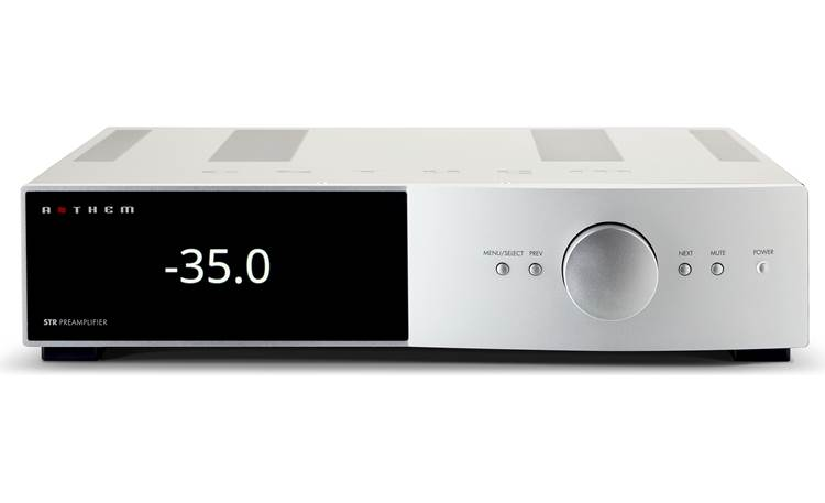 Anthem STR Preamplifier Front, straight-on