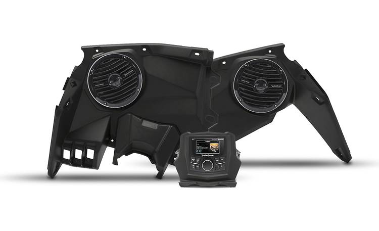 Rockford Fosgate X3-STAGE2 Front