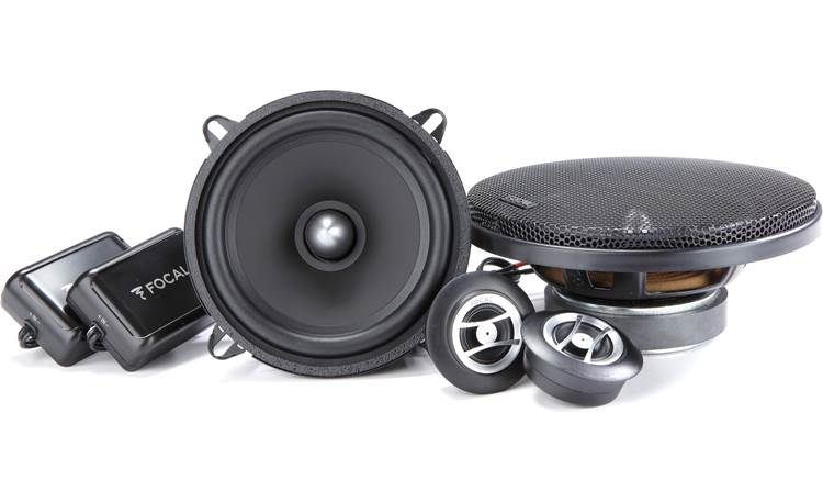 Focal RSE-130 This 2-way component speaker system gives you Focal's acclaimed sound at a competitive price.