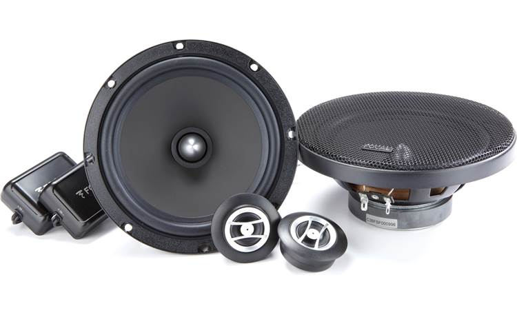 Focal RSE-165 This 2-way component speaker system gives you Focal's acclaimed sound at a competitive price.