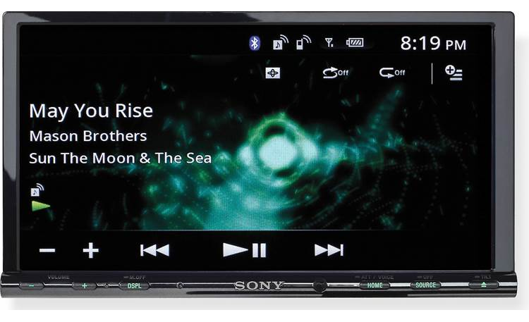 Sony XAV-712HD Other