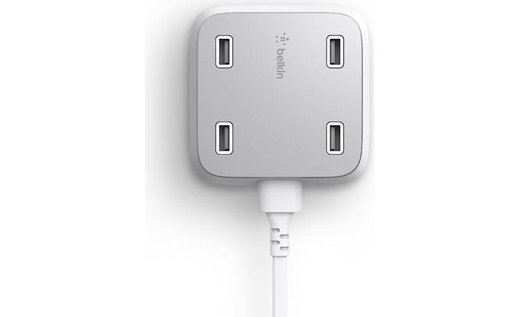 Belkin Family RockStar™ 4-Port USB Charger Front