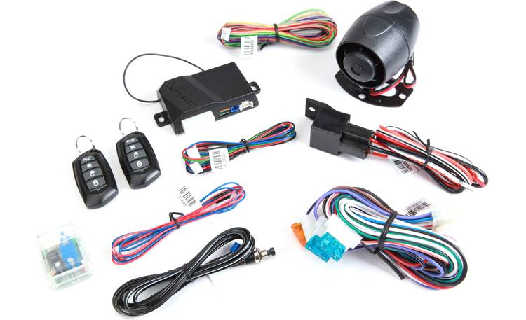 Code Alarm Ca1155 Car Security And, Code Alarm Wiring Diagram