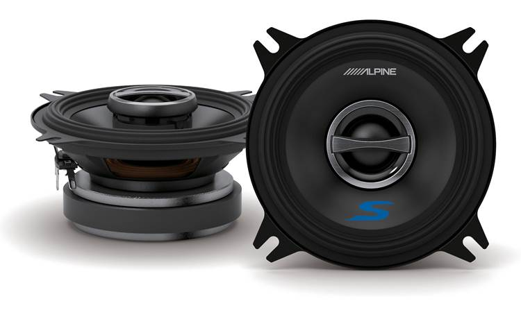 Alpine S-S40 Upgrade your commute with Alpine quality.