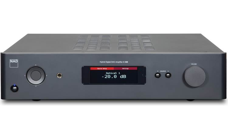 NAD C 368 Front