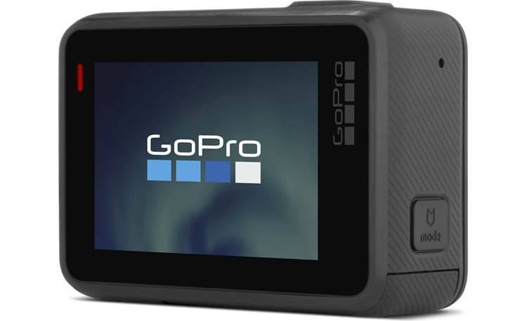 GoPro HERO 2-inch touchscreen helps frame and review video