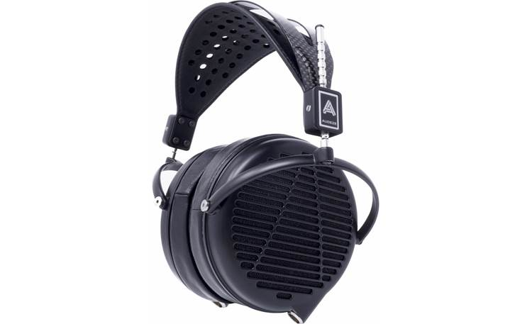 Audeze LCD-MX4 Large over-the-ear headphones that perform more efficiently than most planar-magnetic models