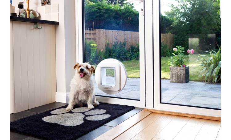 SureFlap Microchip Pet Door Glass-mounting accessory available from manufacturer