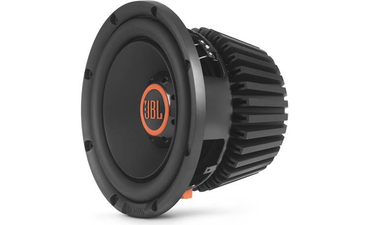 JBL Stadium 1024 lets you switch the sub's impedance from 2 ohms to 4 ohms