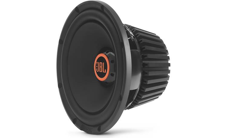 JBL Stadium 1224 you can switch the sub's impedance from 2 to 4 ohms
