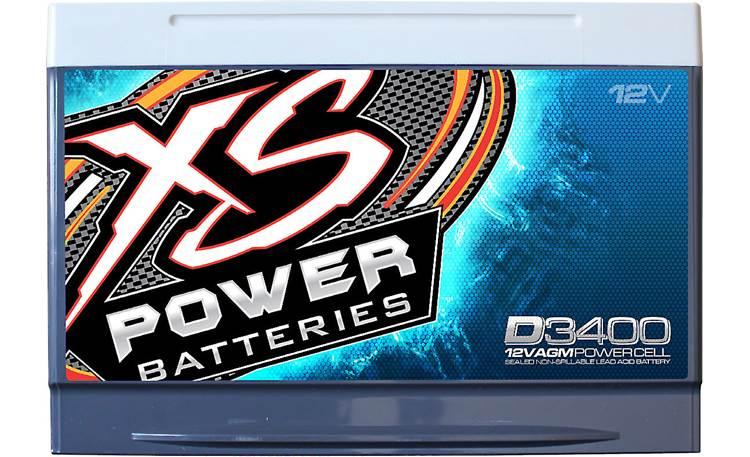 XS Power D3400 Front