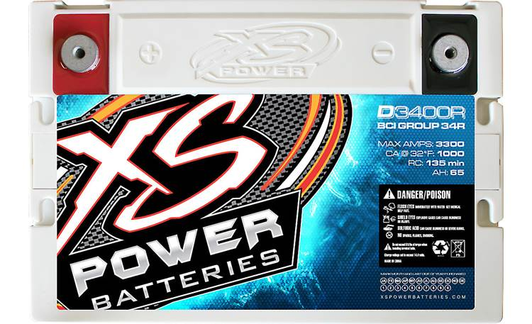 XS Power D3400R Other