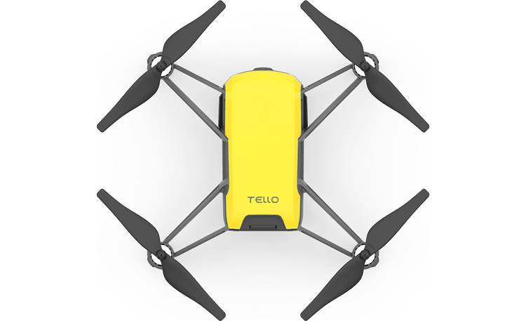 DJI Tello Snap-on Top Cover Top of DJI Tello drone with cover in place (drone not included)