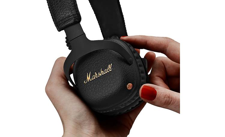 Marshall Mid A.N.C. On-ear control over music and calls
