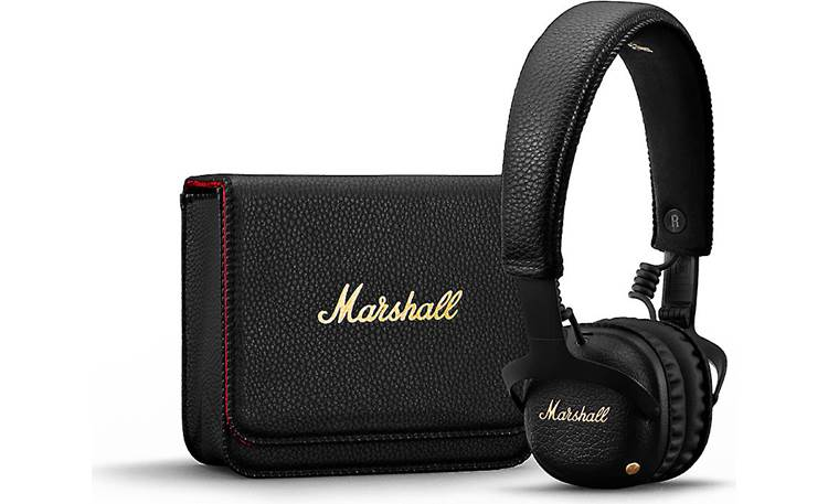 Marshall Mid A.N.C. With included carrying case