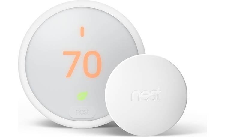 Nest Temperature Sensor 3-pack Compatible with Nest Thermostat E (not included)