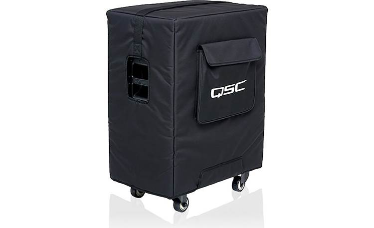 QSC KS212C CVR This durable cover protects your QSC sub (sub not included, of course).