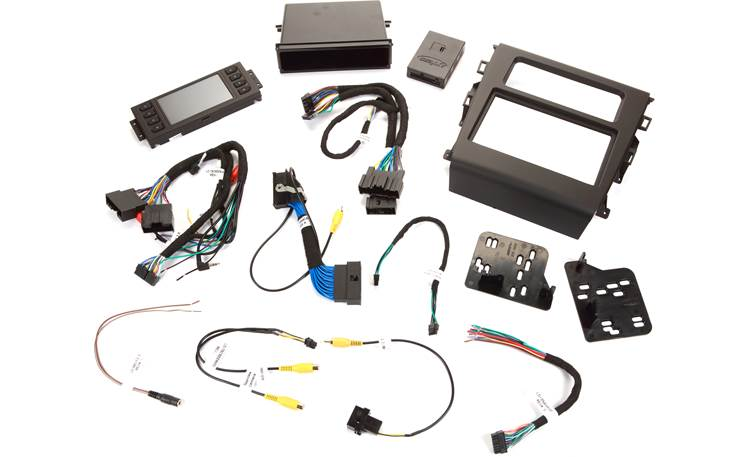 Metra 99-5841B Dash and Wiring Kit Front
