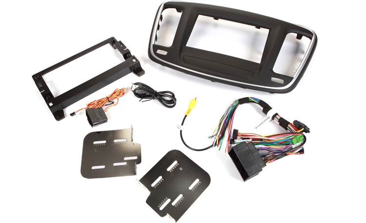 iDatalink KIT-C200 Dash and Wiring Kit Front