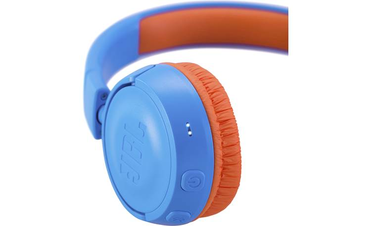 JBL JR300BT Simple on-ear controls