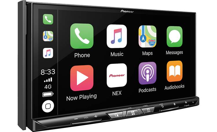 Pioneer AVIC-W8400NEX Other