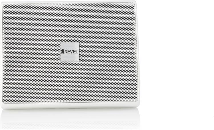 Revel M55XC Paintable aluminum grille included