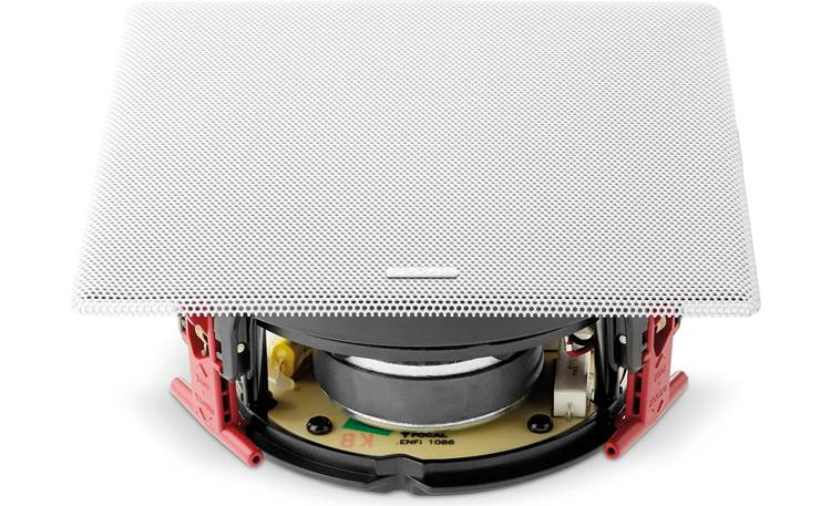 Focal 300 ICW 4 Shown with included square grille