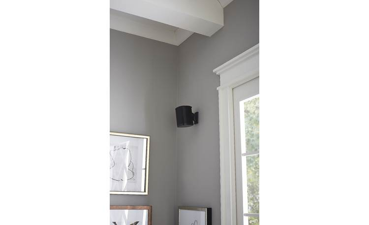 Sanus WSWM22 Shown installed individually (speaker not included)