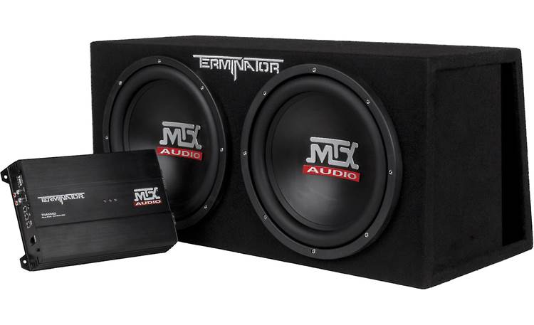 MTX TNP212DV Bass Package Front