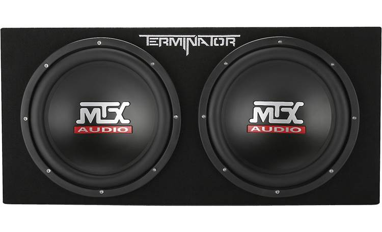 MTX TNP212DV Bass Package Other