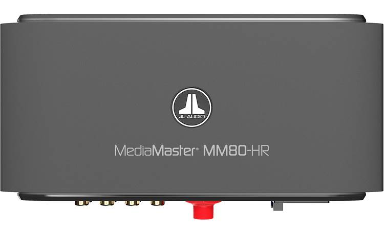 JL Audio MM80-HR Works with JL Audio MMR-40 network remote controller, plus numerous NMEA 2K -compatible devices (sold separately)
