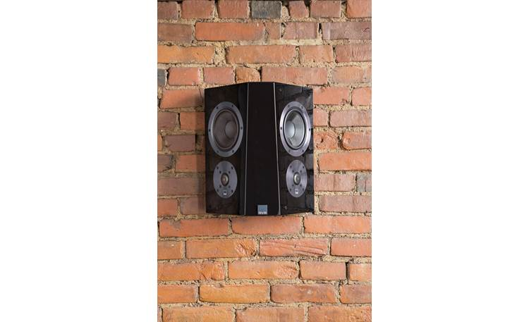 SVS Ultra Bookshelf 5.0 Home Theater Speaker System Wall-mounted Ultra surround speaker