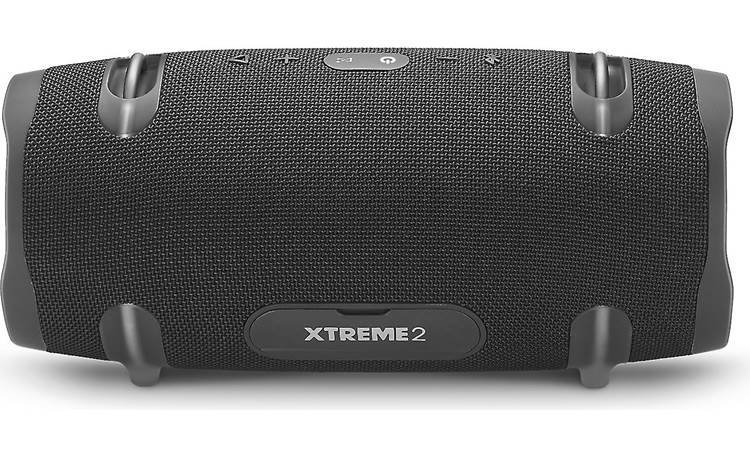 JBL Xtreme 2 Midnight Black - back