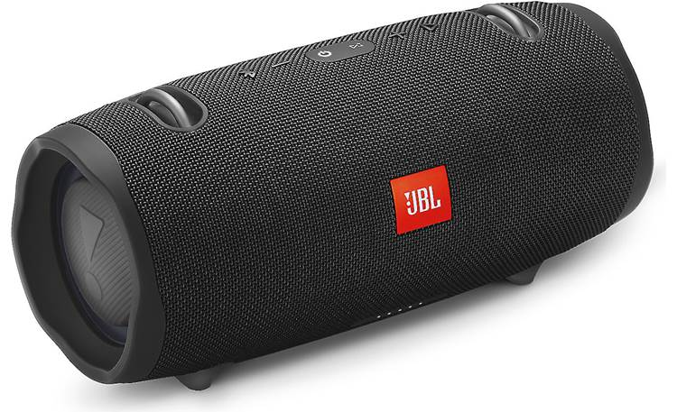 JBL Xtreme 2 Midnight Black - left front