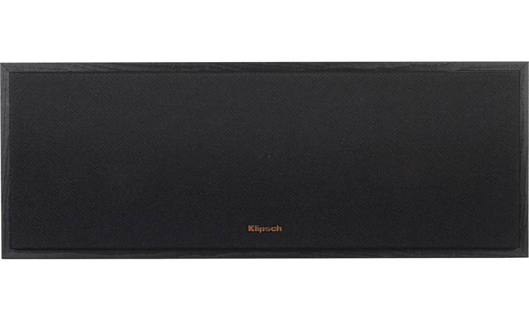 Klipsch R-610F 5.1 Home Theater Speaker System R-52C center channel speaker with grille in place