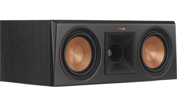 Klipsch Reference Premiere RP-500C Angled view with grille removed
