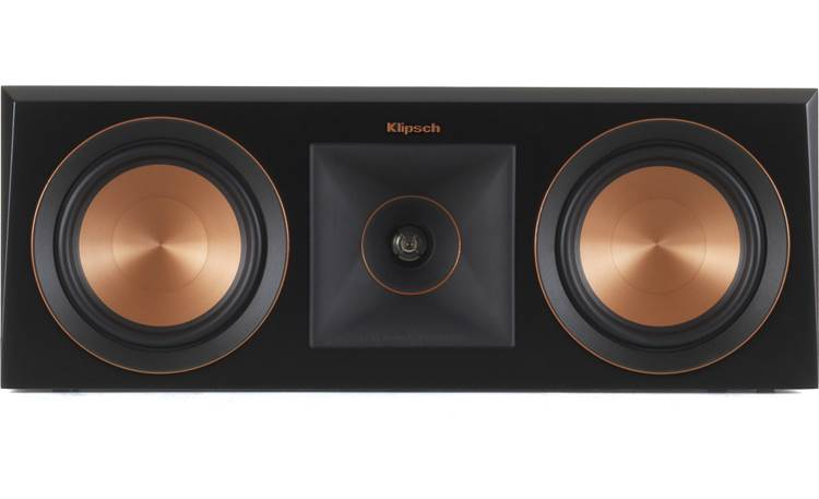Klipsch Reference Premiere RP-500C Direct view with grille removed