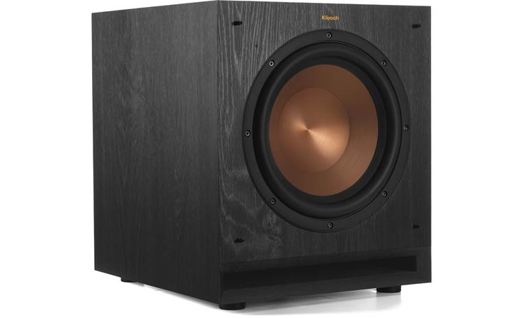Klipsch SPL-100 Angled view with grille removed