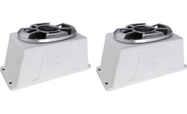 Wet Sounds REV 6X9-SM-W surface-mount marine speakers