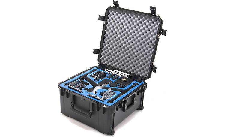 GPC Inspire 2 Travel Mode Case Front
