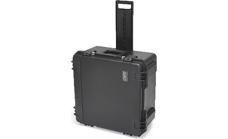GPC Inspire 2 Travel Mode Case Retractable handle makes transport easy