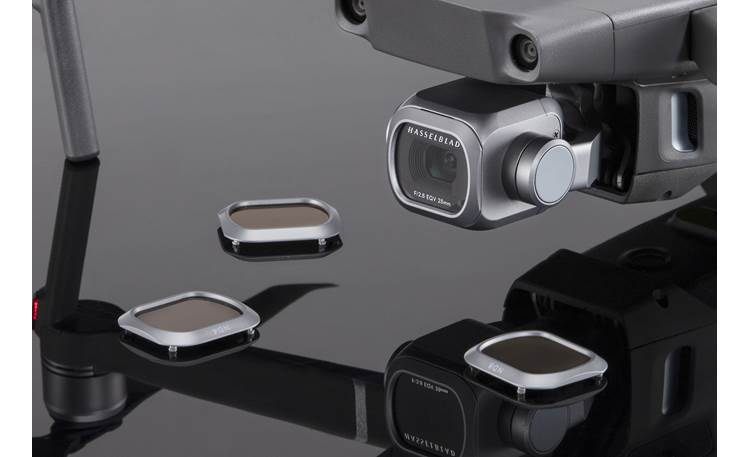 DJI Mavic 2 Pro ND Filter Set Sized to fit the Hasselblad camera on the DJI Mavic 2 Pro drone