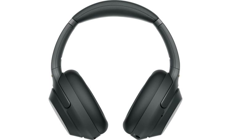 Sony WH-1000XM3 Well-padded headband with a form-fitting design
