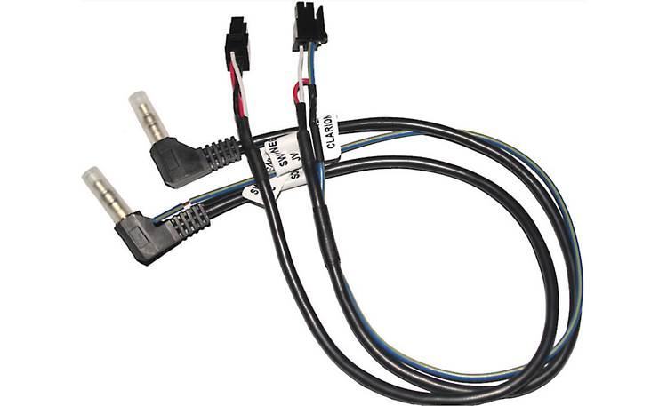 Crux SWRVW-52B Wiring Interface Other