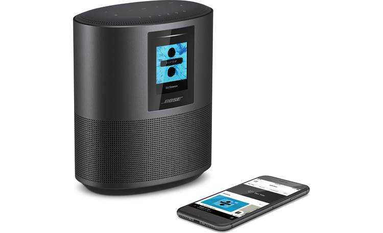 Bose® Home Speaker 500 Triple Black - simple control with Bose Music app (smartphone not included)